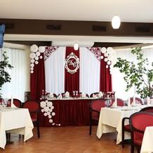 Второй пример ресторана Paradise