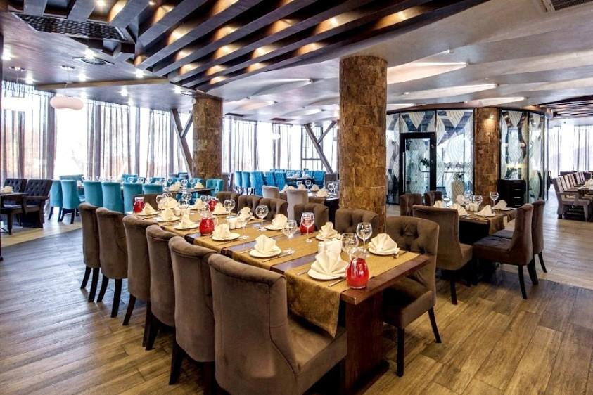 алексей мираж иркутск ресторан фото картине видим небольшой