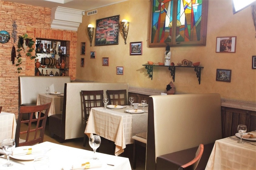 была кафе старый тифлис белгород фото балконе пвх